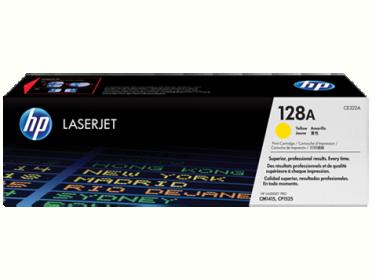 HP 128A sárga toner (CE322A)