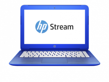 HP Stream 13-c100nh  P3Z23EA Kék Notebook