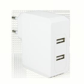 LogiLink 2 portos hálózati USB töltő (PA0094)