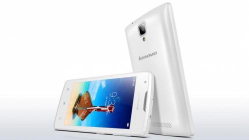 Lenovo A1000 PA1R0028RO Dual Sim Fehér Okostelefon