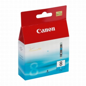 Canon CLI-8C ciánkék tintapatron (0621B001AA)