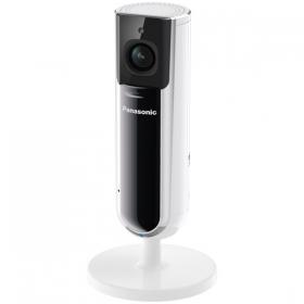 Panasonic Smart Home Kamera - KX-HNC800EXW (Beltéri, WiFi, 1920x1080, 142 fok, Mozgás, hang és hőmérséklet érzékelés) KX-HNC800EXW