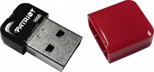 Patriot Xporter Jibe 16GB USB2.0 Piros-Fekete Pendrive (PSF16GXJBUSB)