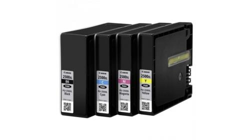 Canon PGI-2500XL BK/C/M/Y multipack tintapatron (9254B004)
