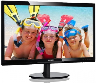 Philips 24'' LED monitor (246V5LSB/00)