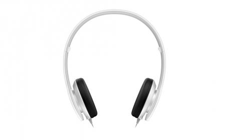 Genius HS-M430 fehér mikrofonos headset (31710197101)