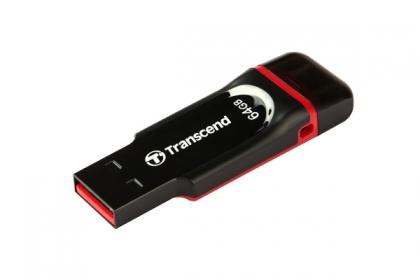 Transcend JetFlash 340 8GB OTG Pendrive (TS8GJF340)