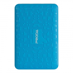 Proda Pure Power Bank 12000 mAh, égkék