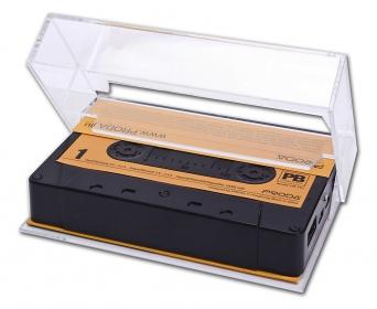 Proda Tape 10000 mAh Power Bank, fekete-sárga
