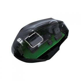 Genius Maurus Land Series 2 GX USB optikai fekete gamer egér (31010128103)