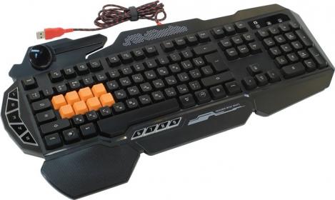 A4-Tech Bloody B318 USB magyar gamer billentyűzet