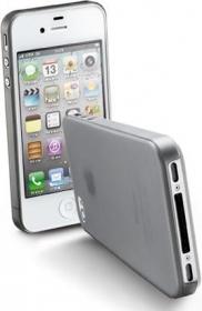 Cellularline Iphone 4 / 4S sötétszürke védőtok (035IPHONE4DG)