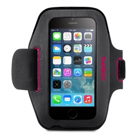 Belkin Armband iPhone 6 sport fekete-pink karpánt (F8W500BTC01)