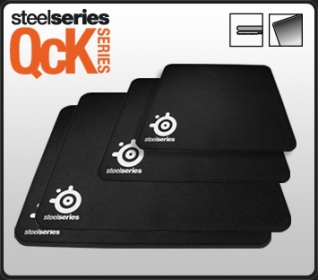 SteelSeries QCK MASS fekete gamer egérpad (C7012023)