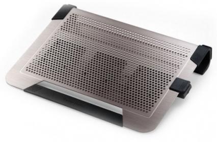 Cooler Master Notepal U3 Plus 19'' titánium notebook hűtő ( R9-NBC-U3PT-GP )