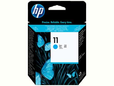 HP 11 ciánkék nyomtatófej (C4811A)
