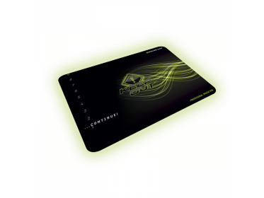Acme Keep Out R1 fekete mintás gamer egérpad