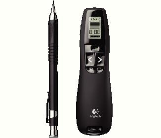 LOGITECvHR700 Professional Presenter Fekete (910-003507)