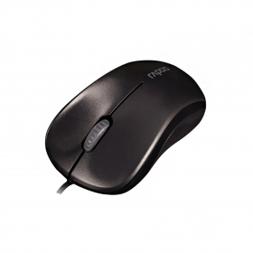 RAPOO N1130 USB optikai fekete egér (155469)