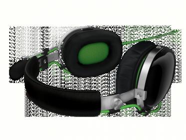 Razer BlackShark Stereo fekete-zöld mikrofonos fejhallgató (RZ04-00720100-R3M1)