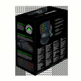 Razer Orbweaver Chroma USB gamer numerikus billentyűzet (RZ07-01440100-R3M1)