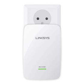 Linksys RE4100W N600 Vezeték nélküli Dual Band  Range Extender (RE4100W-EU)