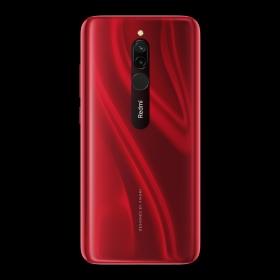Xiaomi Redmi 8 32GB piros okostelefon