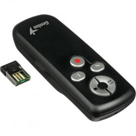 Genius Media Pointer 100 fekete wireless prezenter (31090010100)