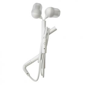 ACME Jungle fehér mikrofonos fülhallgató (ACFHJMW)