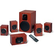 Genius SW-HF 4800 5.1 Fekete-Fa Hangszóró (31731048100)