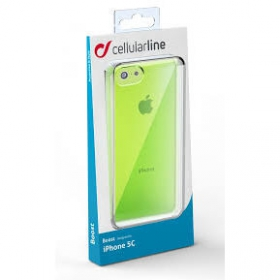 Cellularline Boost iPhone 5C zöld telefontok (BOOSTIPH5CG)