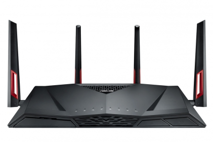 Asus RT-AC88U Aual-Band Wireless  AC3100 Gigabit Router (90IG01Z0-BM3000)