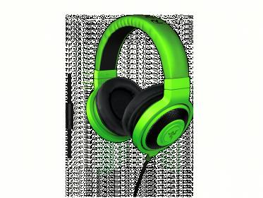 Razer Kraken Pro Green 2015 mikrofonos gamer headset (RZ04-01380200-R3M19)
