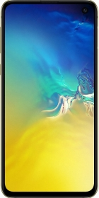 Samsung Galaxy S10e SM-G970F 128 GB Dual Sim Sárga Okostelefon (SM-G970FZYDXEH)