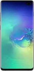 Samsung Galaxy S10+ SM-G975F 128 GB Dual Sim zöld Okostelefon (SM-G975FZGDXEH)