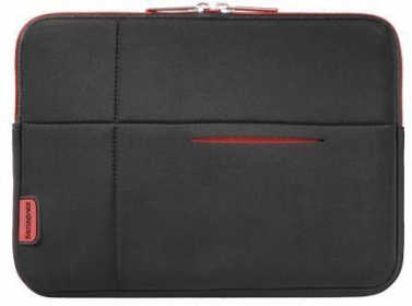 Samsonite Airglow Sleeves Laptop Sleeve 15.6'' Tok - Fekete/Piros (U37-039-003)