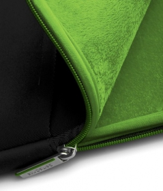 Samsonite Airglow Sleeves Sleeve 15,6'' Fekete-Zöld (U37-019-003)