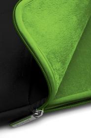 Samsonite Airglow Sleeves Sleeve 10.2'' Fekete-Zöld (U37-019-002)