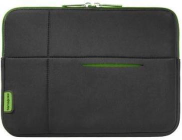 Samsonite Airglow Sleeves Laptop Sleeve 13.3'' Tok- Fekete/Zöld (U37-019-005)