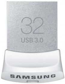 Samsung Pendrive UFD Fit 32GB USB3.0 Ezüst Pendrive (MUF-32BB/EU)