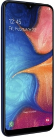 Samsung A20e GALAXY A20 Kék 32GB Dual Okostelefon (SM-A202FZBDXEH)