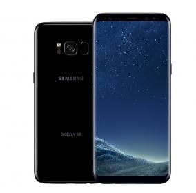 Samsung Galaxy S8+ SM-G955F 64GB Éjfekete Okostelefon (SM-G955FZKAXEH)