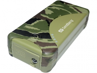 SANDBERG Outdoor Power Bank 5200 mAh Terepmintás (SAPB15)