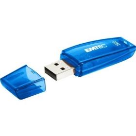 EMTEC C410 Kék 32GB USB 2.0 Pendrive (SEMUC41032)