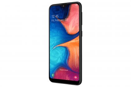 Samsung A20e GALAXY A20 Fekete 32GB Dual Okostelefon (SM-A202FZKDXEH)