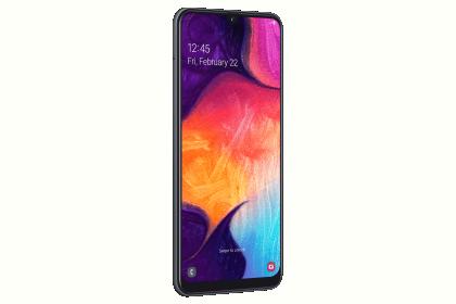 Samsung A505F Galaxy A50 Fekete 128GB Dual Okostelefon (SM-A505FZKSXEH)