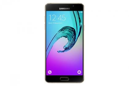Samsung Galaxy A5 (2016) A510F Arany 16GB Okostelefon (SM-A510FZDAXEH)