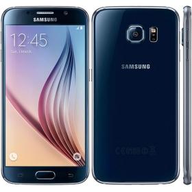 Samsung Galaxy S6 SM-G920 128GB Fekete Okostelefon (SM-G920FZKFXEH)