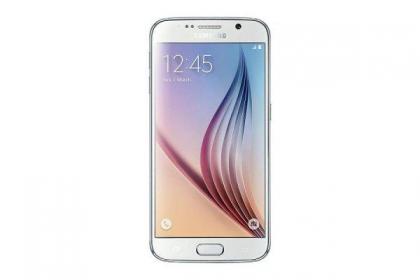 Samsung Galaxy S6 SM-G920 32GB Fehér okostelefon (SM-G920FZWAXEH)
