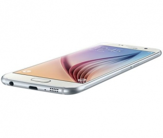 Samsung Galaxy S6 SM-G920 64GB Fehér Okostelefon (SM-G920FZWEXEH)